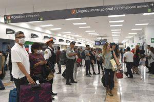 Prevé Sectur arribo de 33.1 millones de turistas a México en 2021