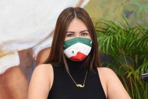 Sin género aún las candidaturas para presidencias municipales: La dirigente de MORENA en Quintana Roo, Anahí González Hernández.