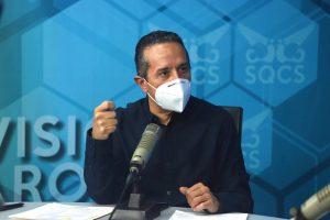 Habrá sanciones severas por incumplimiento de protocolos y medidas de higiene en negocios en Quintana Roo: Carlos Joaquín