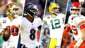 Definidos los partidos de playoffs de la NFL 2020