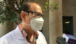 Vigilarán que no haya 'colados' en la fila para las vacunas: Víctor Manuel Narváez Osorio, director del Juan Graham