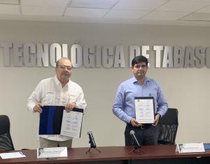 La UTTAB y la SEMOVI firman convenio general de colaboración