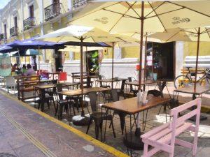 Volver al Semáforo Verde en Campeche, evitará más cierres de restaurantes: Ortiz de la Peña