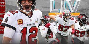 ¡Tom Brady, Inmortal! Tampa Bay, Campeón de la NFL, arrastraron a Mahomes y los Chiefs