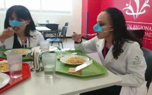 IPN crea mascarilla nasal, ideal para comer o beber