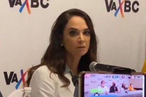 Presentan a Lupita Jones como candidata al gobierno de Baja California