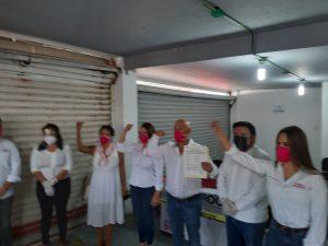 Unidos somos una fuerza y vamos a rescatar a Puerto Morelos: Tirso Esquivel