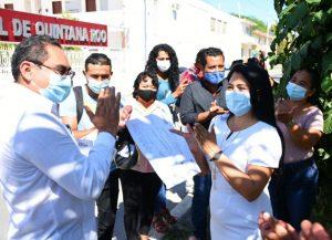 Oficializa IEQROO candidaturas independientes por ayuntamientos de Chetumal y Benito Juárez