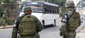 La Guardia Nacional, institución de respeto a la integridad ciudadana de Quintana Roo