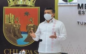 Lanzan en Chiapas campaña «#YoSalvoLaSemanaSanta usando el cubrebocas»