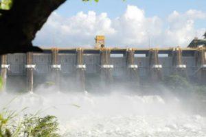 Aumenta extracción en la presa Peñitas de 800 a 1000 metros cúbicos por segundo para evitar cortes de energía en Yucatán