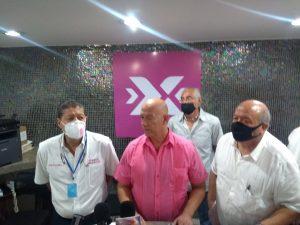 Tirso Esquivel, sigue siendo el precandidato a la presidencia municipal de Puerto Morelos: Partido Fuerza por México