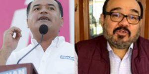 Será virtual el debate entre Renán y Ramírez Marín