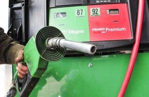 Gasolinas, con su mayor precio histórico: Profeco