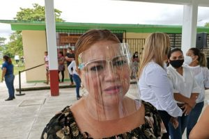 Solicita diputada María Esther Zapata licencia por tiempo indefinido