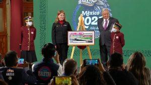 Anuncia Gobierno de México el Gran Sorteo de la Lotería Nacional a realizarse el 15 de septiembre de 2021, rifarán 22 bienes