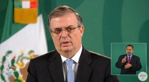 Marcelo Ebrard confirma aspiraciones para el 2024