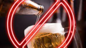 Ventas en bares caen 100% por ley seca: Cometur