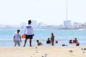 Estas son las zonas más peligrosas en playas de Veracruz