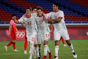 México se impuso a su contrincante de Corea del Sur con un 6-3, avanza a semifinales de Tokio 2020