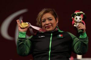 Amalia Pérez da a México primer oro en Paralímpicos de Tokio