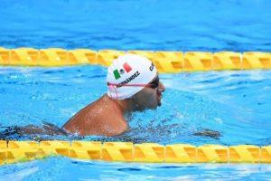 ¡Segunda medalla de oro! Jesús Hernández campeón paralímpico de natación en Tokio 2020