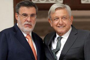 Reportan renuncia de Julio Scherer a la Consejería Jurídica de la Presidencia