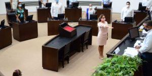 Constituida la LXIII Legislatura del Congreso de Yucatán