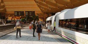 Estación del Tren Maya en Mérida estará en Teya