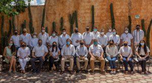Unen esfuerzos empresarios del sector restaurantero en Valladolid