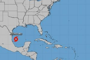 'Nicholas' podría causar inundaciones y deslaves en Veracruz, Tamaulipas y Tabasco: Conagua