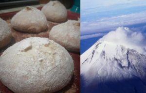 ¿Cuál es la relación del pambazo con el Pico de Orizaba?