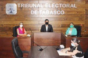 Tabasco fue incluido en convocatoria del Senado para renovar magistraturas electorales