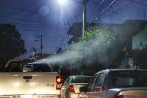 Fumigarán los 17 municipios de Tabasco ante presencia de moscos