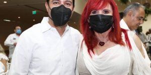 Asiste Mauricio Vila a la toma de protesta de Layda Sansores