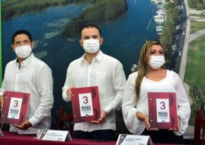 Con hechos, consolida Mara Lezama un Cancún más justo y de oportunidades: Pablo Bustamante