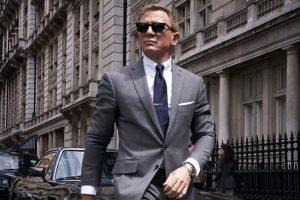 James Bond llega a la gran pantalla para salvar al cine