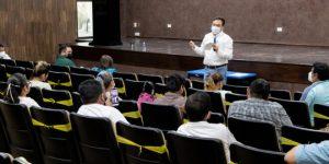 Autoridades de educación y docentes establecen los primeros pasos para dar respuesta a las demandas en Yucatán