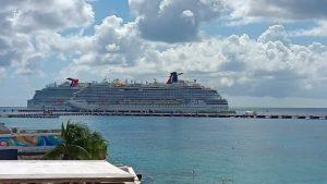 Cozumel tendrá su mayor arribo de cruceros en esta semana, en la que están programados 11 hoteles flotantes: Apiqroo