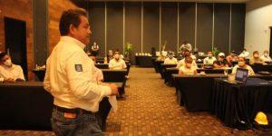 Se capacita a operadores del agua de 21 municipios de Yucatán