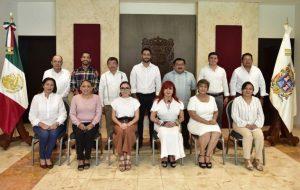 Biby Rabelo alcaldesa de Campeche, no acude a reunión de alcaldes con la gobernadora