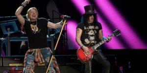 Hasta el 2022 realizarán el concierto de Guns N'Roses en Mérida