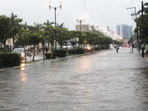 Campeche y Tenabo los más afectados por las lluvias