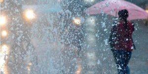 Pronostican fuertes lluvias para este martes en Yucatán