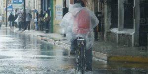 Posibles lluvias ligeras a intensas, este miércoles, por el Frente Frío 1