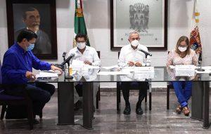 Mientras no haya dictamen del Trife, Congreso de Campeche debe hacer lo que corresponde: Ramón Méndez Lanz