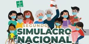 Convocan a la población de Yucatán a participar este domingo 19 de septiembre en el Segundo Simulacro Nacional