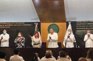 Se acabó la robadera, se priorizará a los pobres en Campeche: Layda Sansores