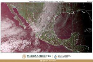 Se pronostican lluvias intensas en Coahuila, Durango, Nayarit y Sinaloa
