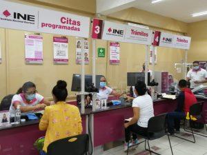 Quintana Roo registra un millón 299 mil 36 votantes en la lista nominal: INE